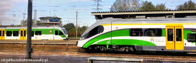 pociąg Elf