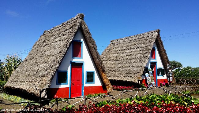 domki w santana madera