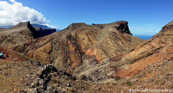 skały na sao lourenco madera