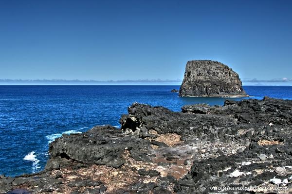 skały w porto da cruz
