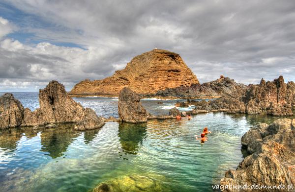 baseny na wschodzie w porto moniz