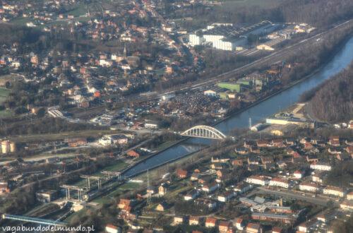 belgijskie miasteczko